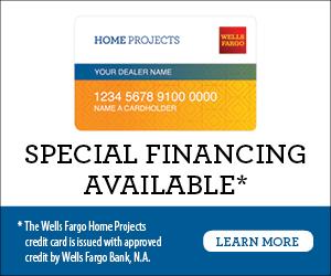 Special Financing Wells Fargo