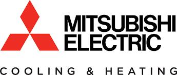 Mitsubishi Electric Cooling and Heating Logo